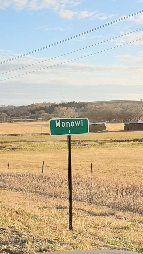Monowi Pop. 1